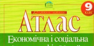 Скачати  Географія  9                  Підручники Україна
