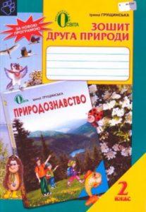 Скачати  Природознавство  2           Грущинська І.       Підручники Україна