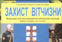 Скачати  Захист Вітчизни  10           Герасимів І.М. Пашко К.А.      Підручники Україна