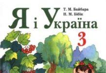 Скачати  Я і Україна  3           Байбара Т.М. Бібік Н.М.      Підручники Україна