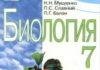 Скачати  Биология  7           Мусієнко П.С. Славний П.Г. Балан     Підручники Україна