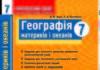 Скачати  Географія  7           Вовк В.Ф. Костенко Л.В.      ГДЗ Україна